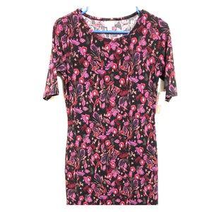 LuLaRoe Julia Dress - XS
